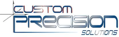 Custom Precision Logo