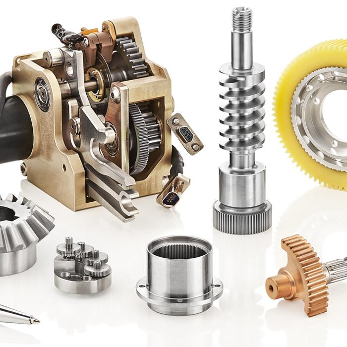 Gears & Gear Boxes