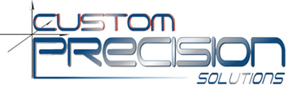 Custom Precision Logo