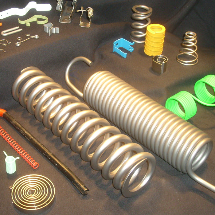 Springs, Clips & Wire Forms