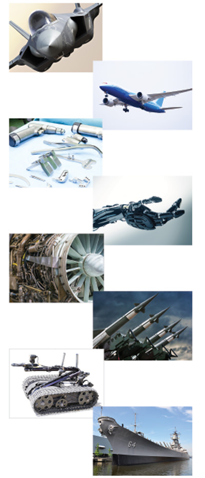 Applications for custom, precision mechanical & electro-mechanical motion control product solutions
